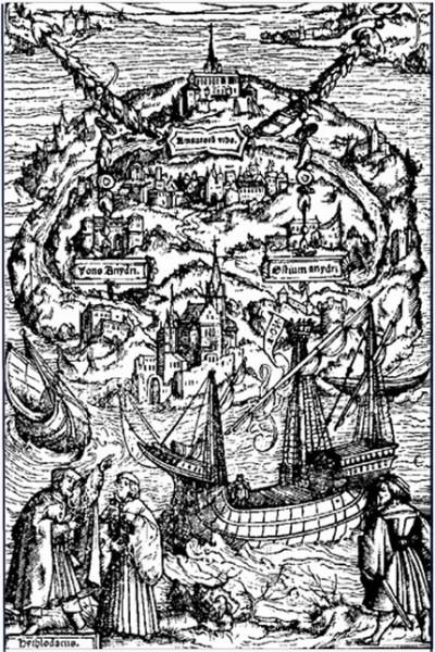 1518 Utopia Map
