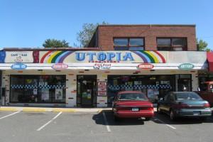 Utopia Food Store, Agawam, Massachusetts,  2009, photo: John Phelan