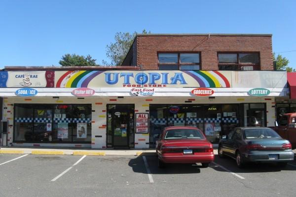 2009 Utopia food store