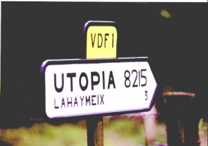 Distance to Utopia, location and date unknown
