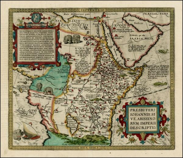 1573/1601 Prestor John