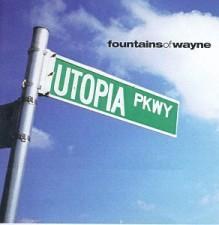 Fountains of Wayne, Utopia Parkway album cover, 1999