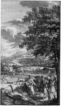 1715 Utopia, justice