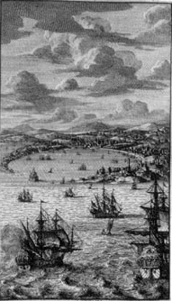 1715 Utopia, map