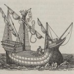 Utopia Boat , detail 1518?