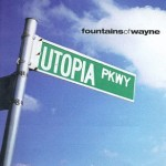 Fountains of Wayne, Utopia Parkway album cover, 1999